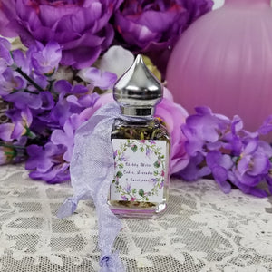 Cedar, Lavender and Sweet Grass Oil