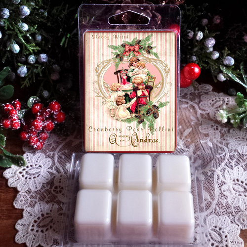 Cranberry Pear Bellini Soy Wax Melts