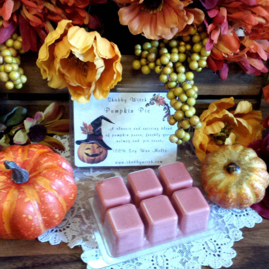 Pumpkin Pie Soy Melts