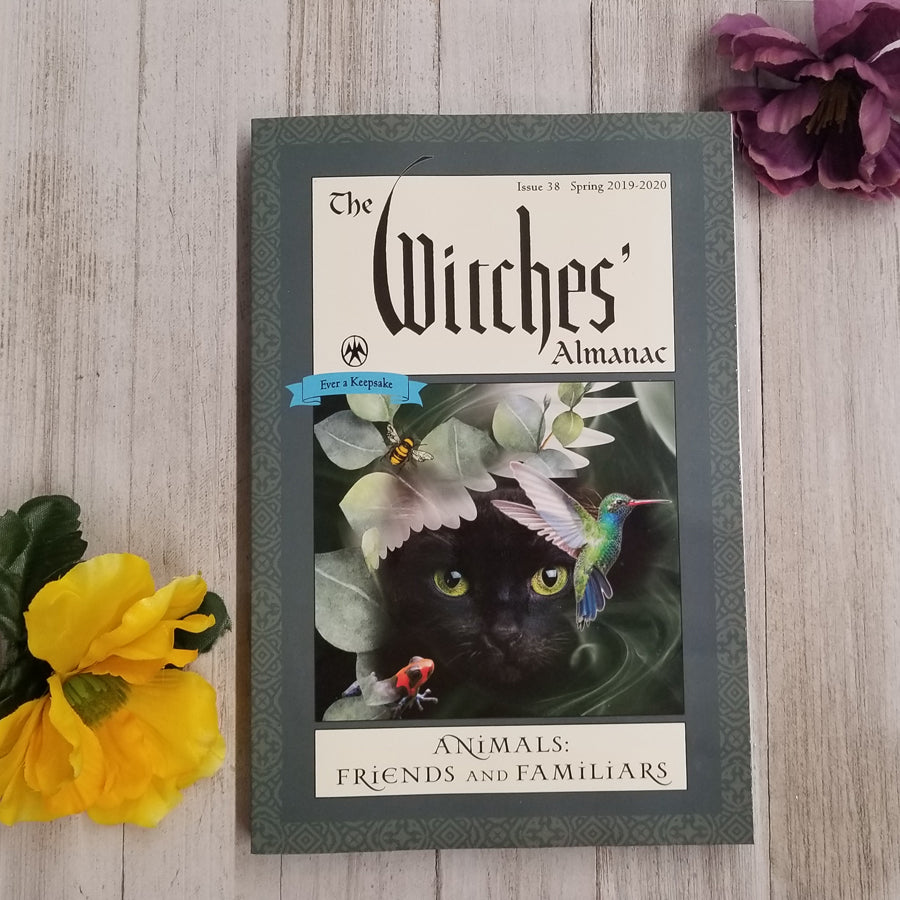 2019 Witches Almanac by Llewellyn