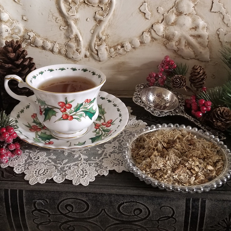 Winter Witch's Remedy Organic Herbal Tea