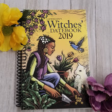 2019 Witches Datebook by Llewellyn
