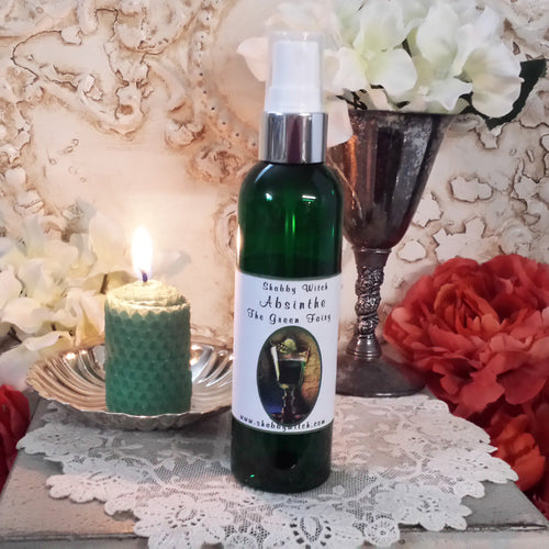 Absinthe Body & Linen Spray Room Spray 4.oz