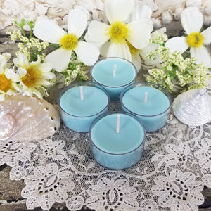 4 Black Sea Tea Lights