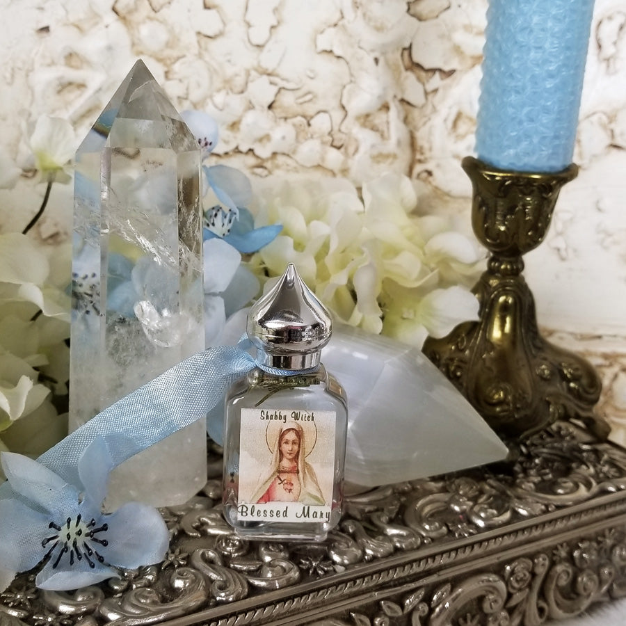 Blessed Mary Oil