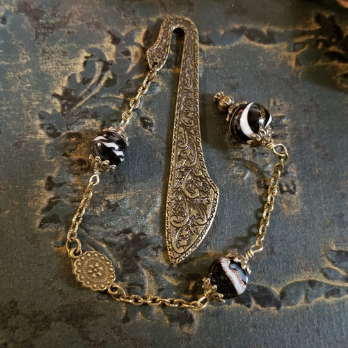 Witch's Ball Bookmark