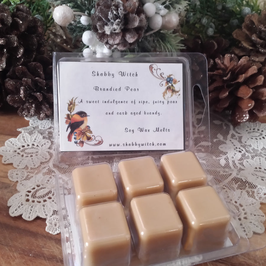 Brandied Pear Soy Wax Melts