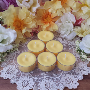 4 Chamomile Tea Lights