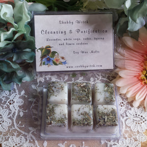 Cleansing & Purification Melts
