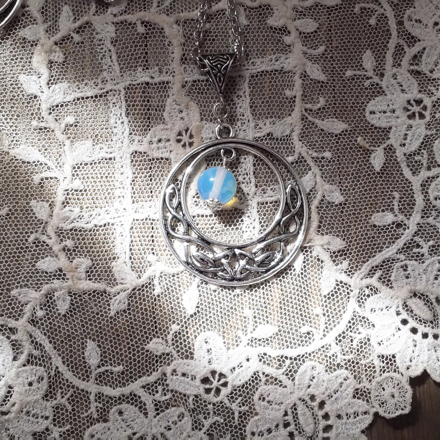 Celtic Opalite Necklace