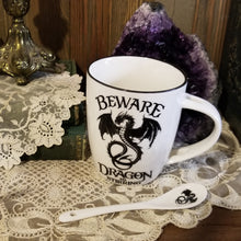 Dragon Cup and Spoon