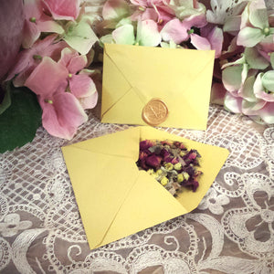 Healing Intention Envelopes