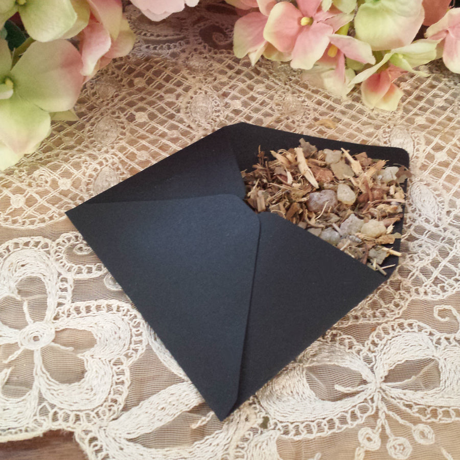 Witches Shield Intention Envelopes