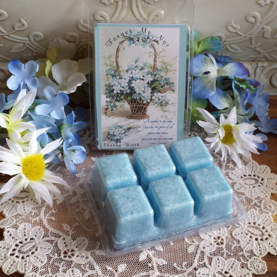 Forget Me Not Soy Melts