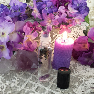 Lavender and Amethyst Oil