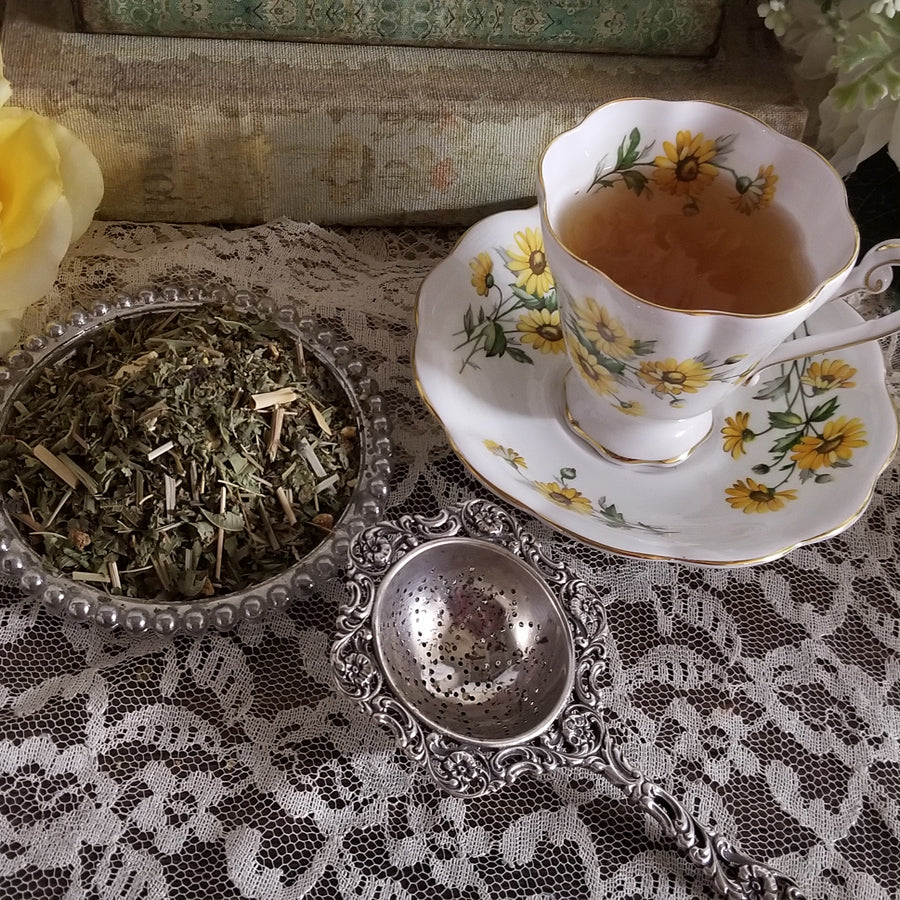 Lemon Organic Herbal Tea