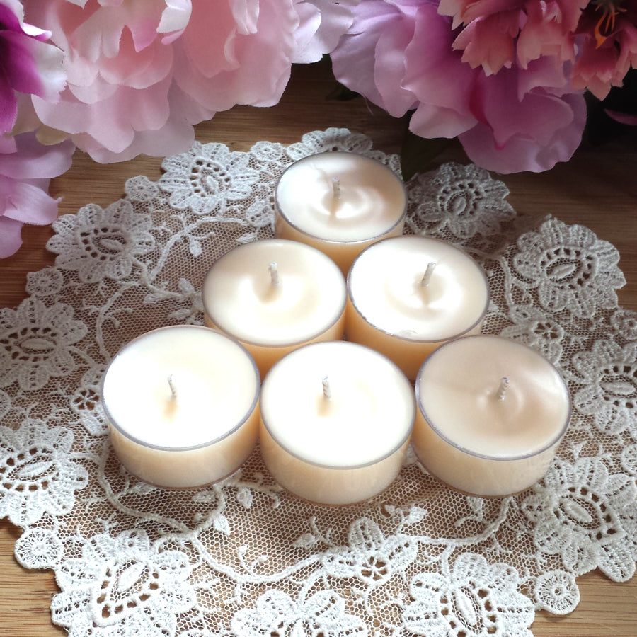 4 Magnolia Tea Lights