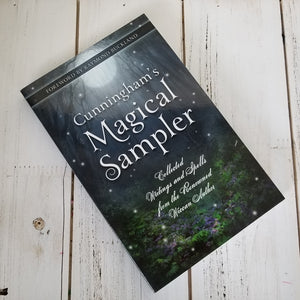 "Cunningham""s Magical Sampler by Scott Cunningham"