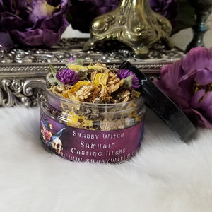 Samhain Herbal Blend