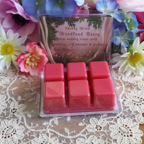 Woodland Berry Soy Melts