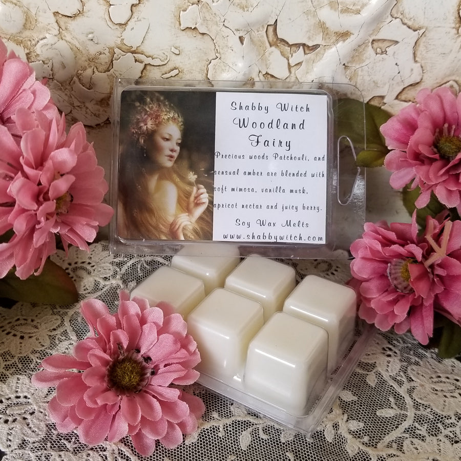 Woodland Fairy Soy Wax Melts