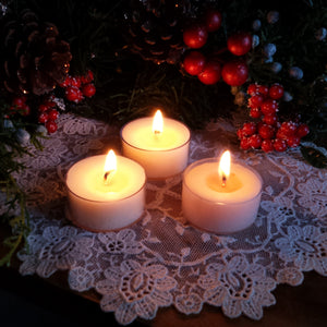 Holiday Frost Tea Lights