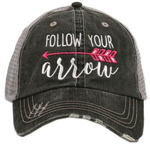 Load image into Gallery viewer, Follow Your Arrow Trucker Style Hats