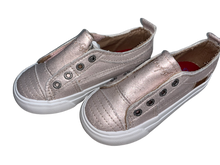 Load image into Gallery viewer, Copy of Blowfish Rose Gold Sneakers - kids