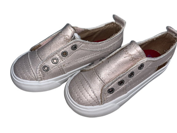 Copy of Blowfish Rose Gold Sneakers - kids