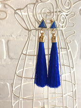 Load image into Gallery viewer, Fringe Fun Earrings