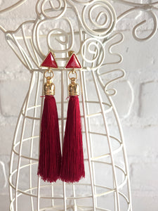 Fringe Fun Earrings