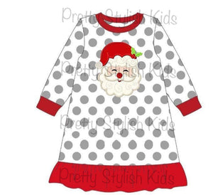 Santa Sibling PJ Collection