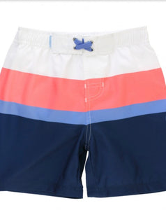 Botanical Beach Boys Swim Trunks
