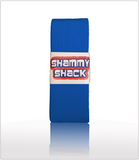Electric Blue Shammy Shack Core Chamois Grip