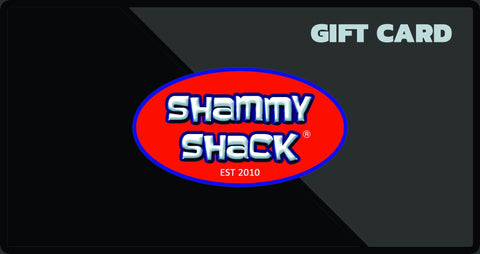 Shammy Shack Gift Card - Shammy Shack
