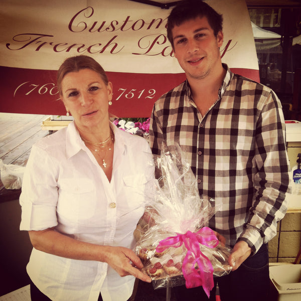 Bonpastry - Now at the Downtown Carlsbad Farmer's Markets!