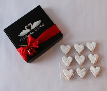 Sable Cookie Gift Box Promotion