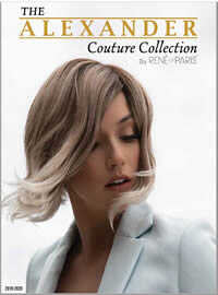 Alexander Couture collection Brochure