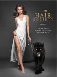 Ellen Wille Hair Society Collection Brochure