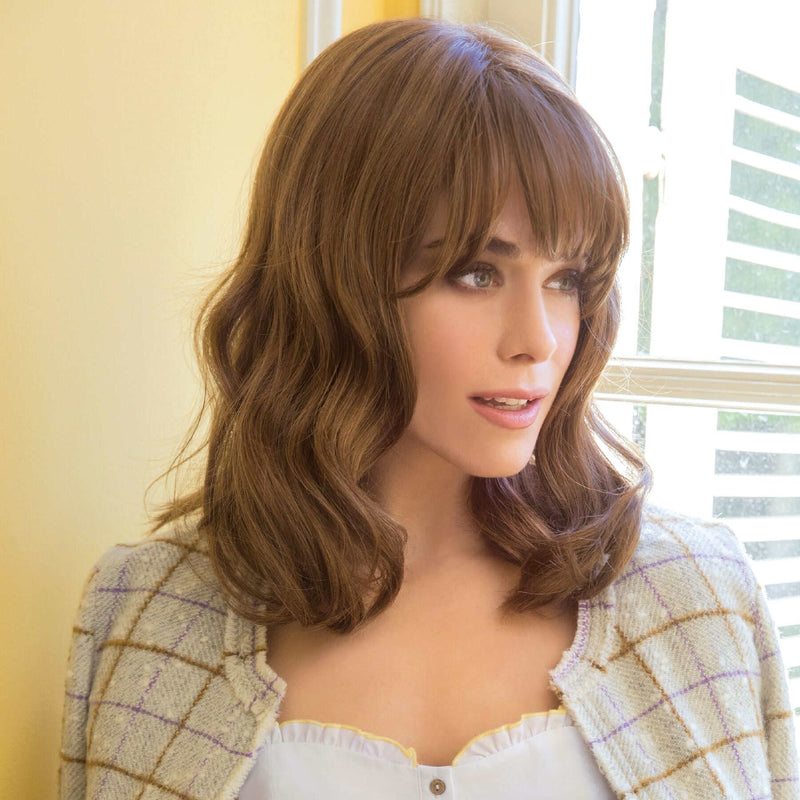 Ryder Ladies Wig by Amore Designer with Lace Front and Double Monofilament