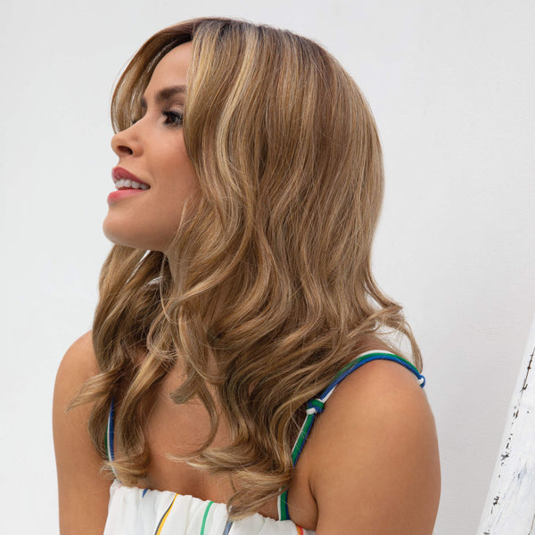 Ensley Lace Front Wig Orchid Collection Rene of Paris