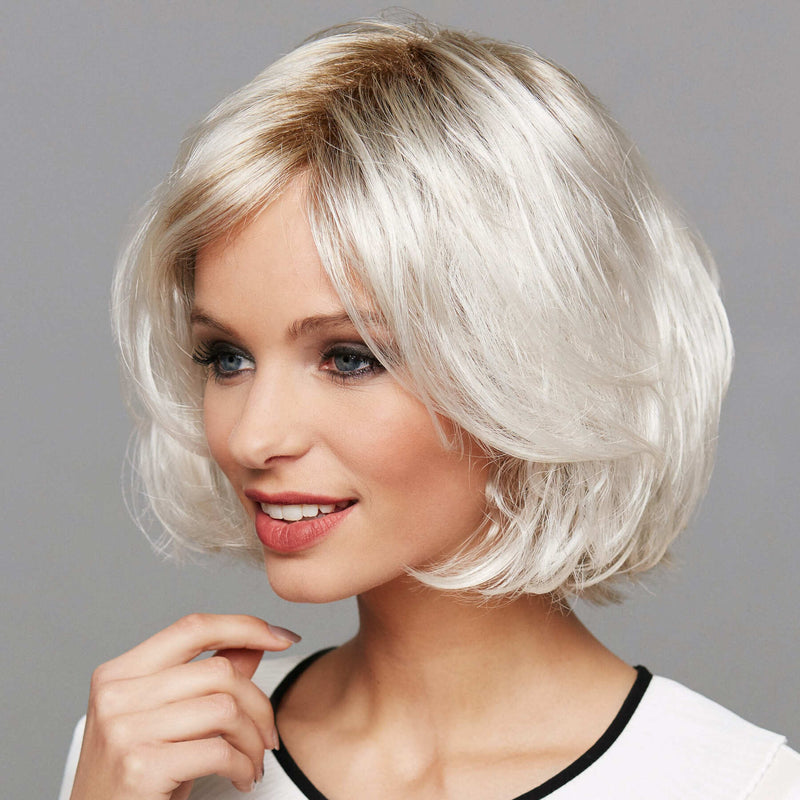 American Salon Short Lace Front Wig Gisela Mayer New Modern Hair Collection