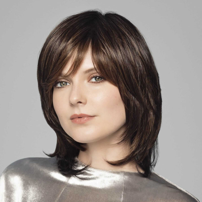 Duo Fiber Short Monofilament Ladies Wig by Gisela Mayer Duo Fiber Fibre