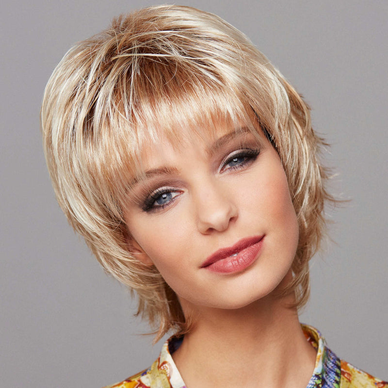 Fresh Light Part Mono Wig Gisela Mayer New Modern Hair Collection