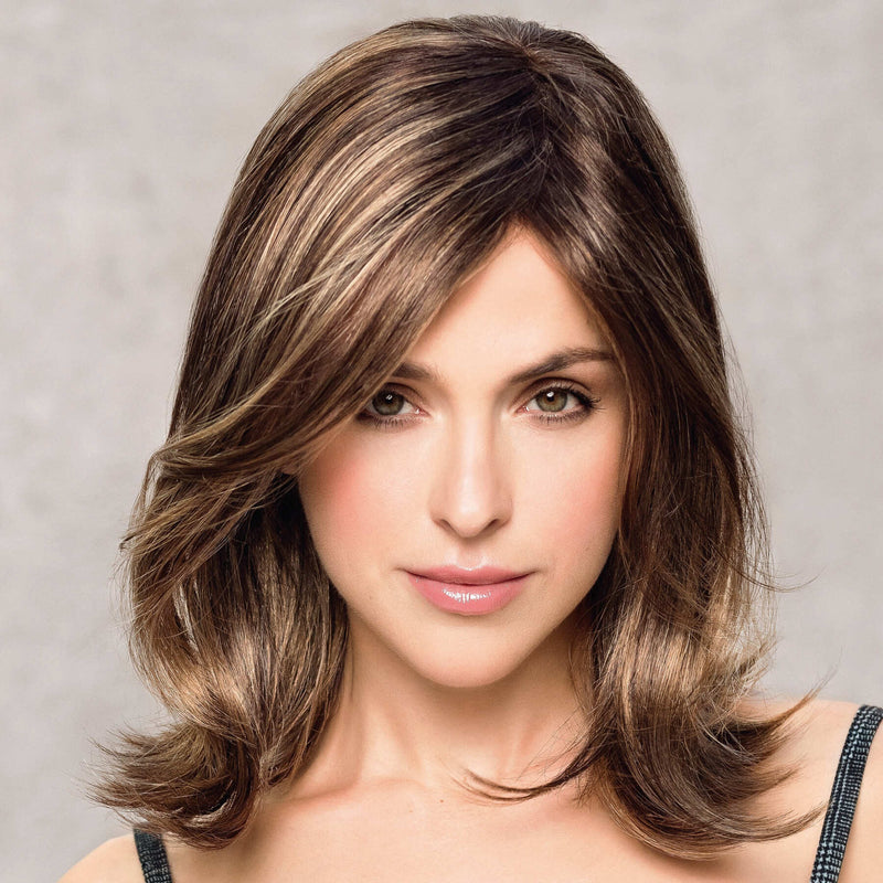 High End Como Lace Short 100% Hand-Tied Full Lace Front Wig Gisela Mayer High End Comfort Collection