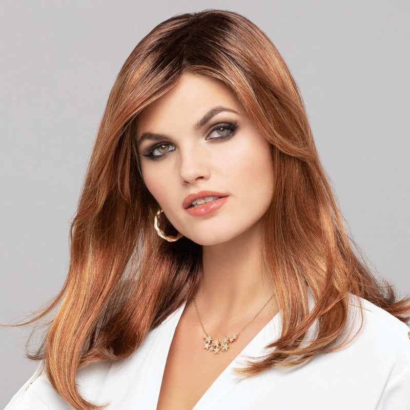 High End Pauline Lace Short 100% Hand-Tied Full Lace Front Wig Gisela Mayer High End Comfort Collection