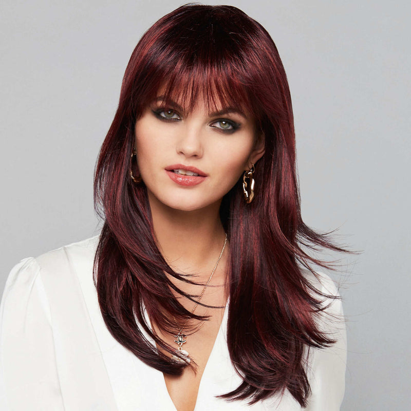 Mariah Long Part Mono  Wig Gisela Mayer Classic Collection