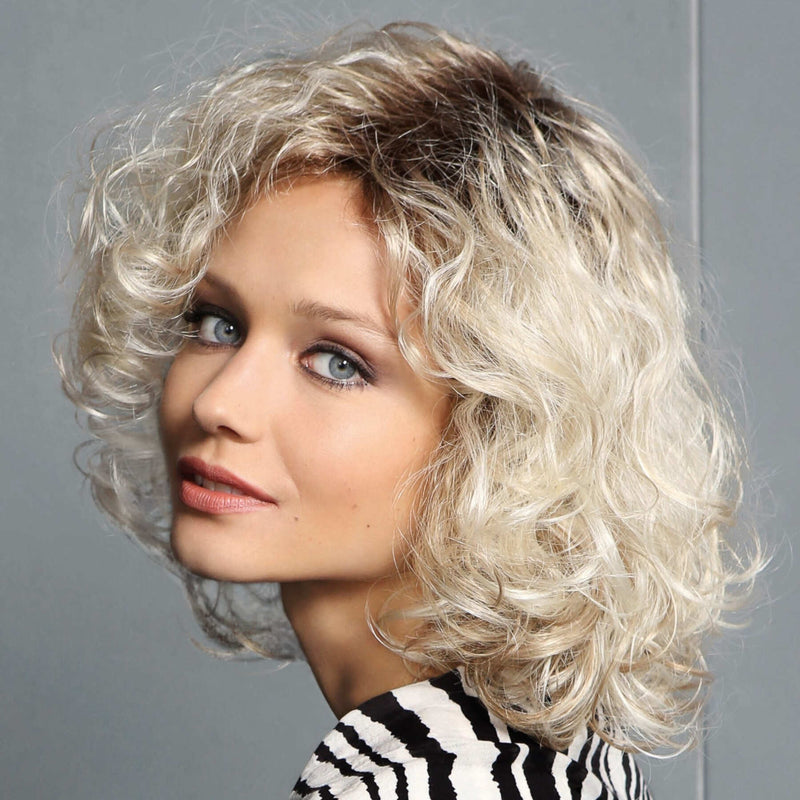 Modern Curl Long Short Lace Front Wig Gisela Mayer New Generation Collection