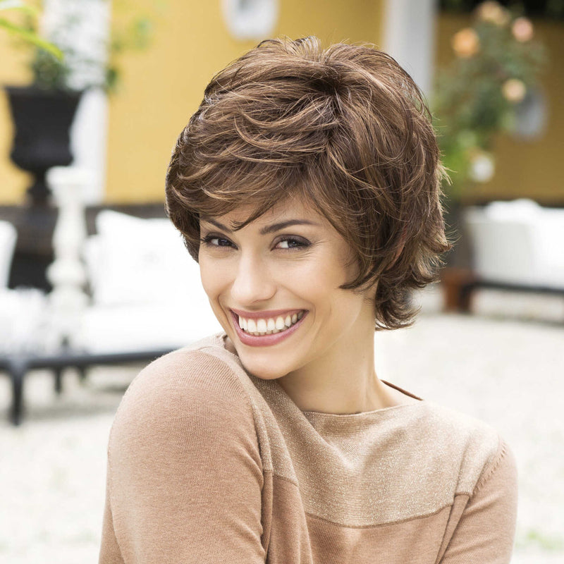 Riva Mono Lace Ladies Wig from Modern Collection by Gisela Mayer - Surplus Stock Clearance Sale