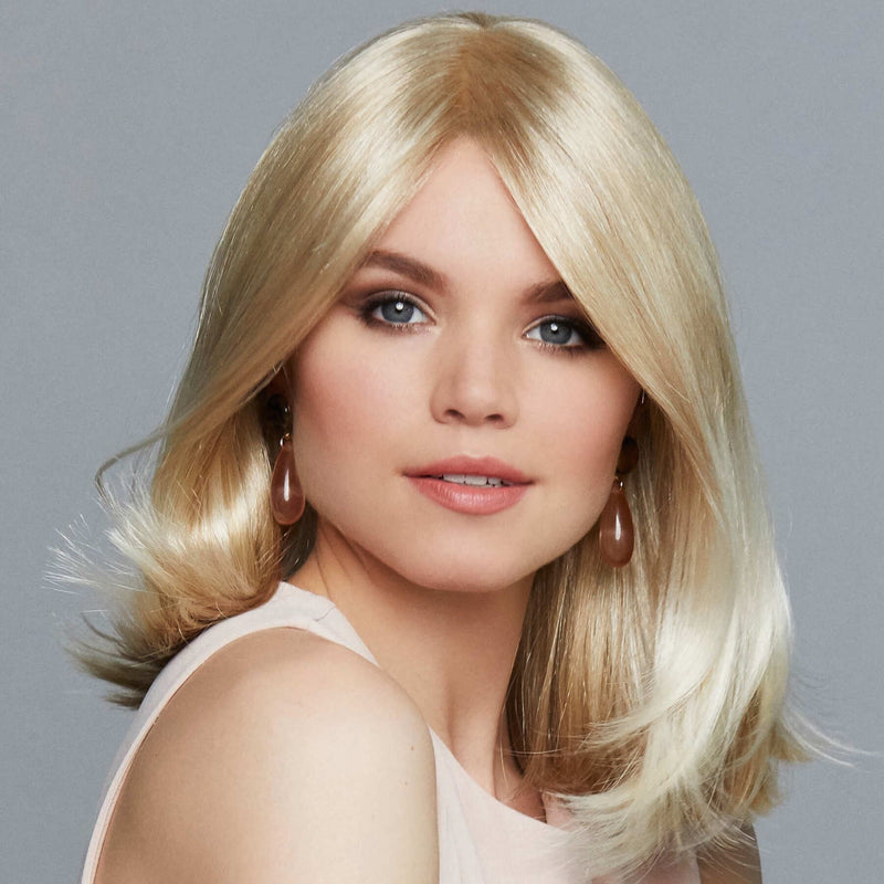 Uno Part Mono Lace Front Wig Gisela Mayer Fashion Classic Collection